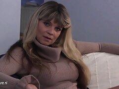 Anh chàng trói bạn gái và để lại cho cô ấy một cái máy rung trong quần sex sub lót